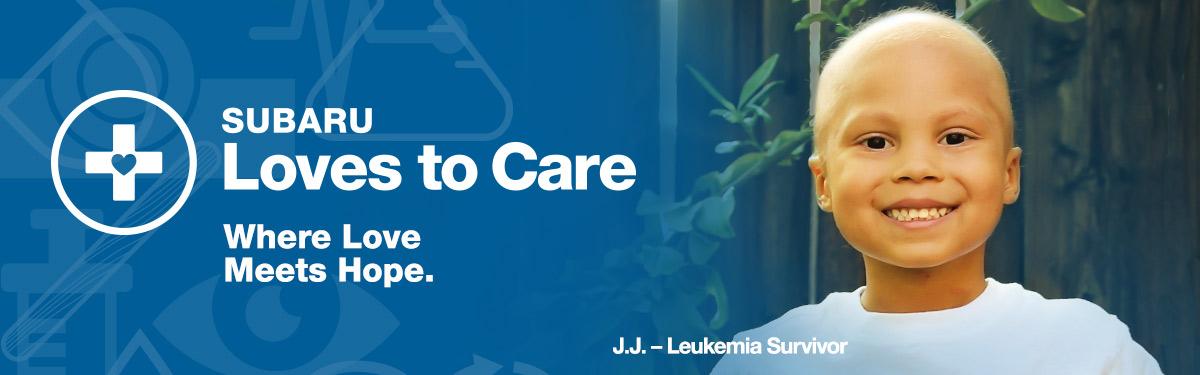 Proud Partner of The Leukemia and Lymphoma Society