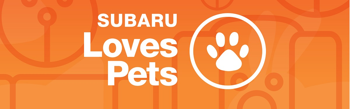 2021 Subaru Loves Pets